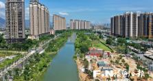"""浦上河最后一处串珠公园下月""""揭幕"""" 全线添绿约5万平方米"""