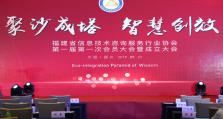 福建省信息技术咨询服务行业协会第一届第一次会员大会在福州胜利召开