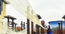 福安:第三届好穆阳线面文化旅游节举行