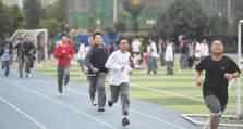 北京市小学每周至少5节体育课,不得以任何形式挤占体育