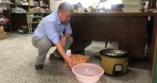 张黎明老师,退休快乐!煮蛋老师10年义务为学生煮5万颗蛋
